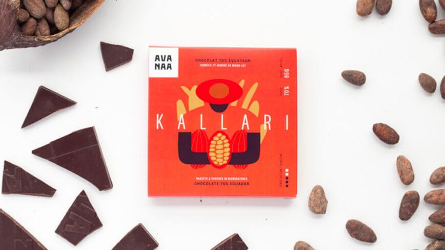 Avanaa Chocolat – torréfacteurs de cacao et fabrique de chocolat